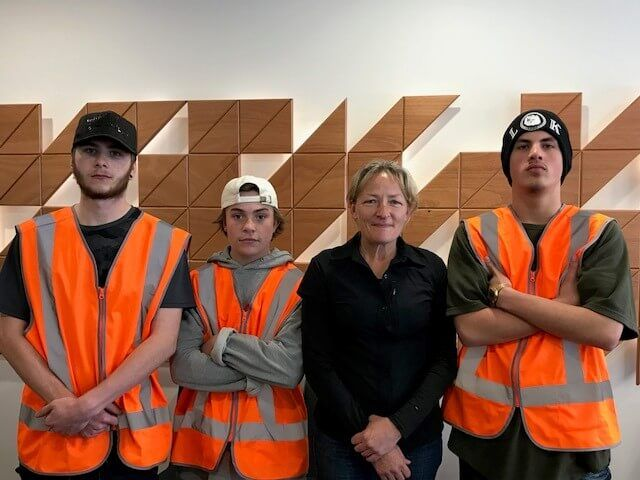 Our Rotorua Construction & Infrastructure course is full steam ahead!