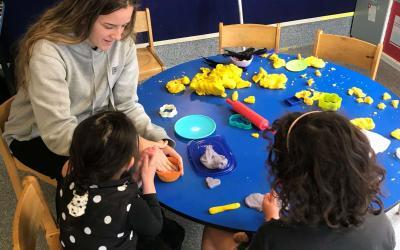 Early Childhood Education – Work Experience in the Community